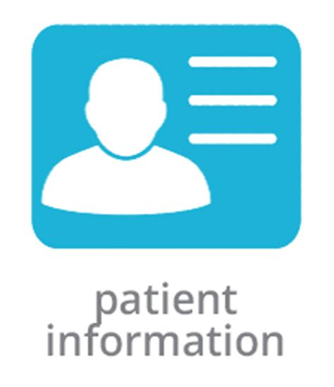 Image result for Patient Information Leafet GDPR icon