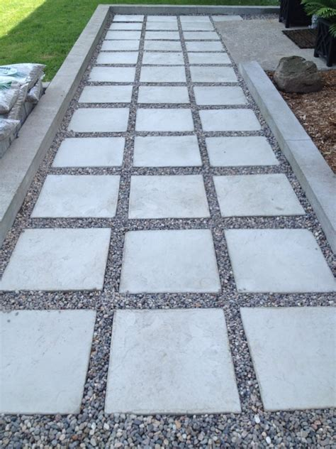 paver patio ideas on a budget zen shmen our diy front path makeover