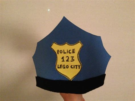 police crafts for preschoolers policeman s hat my kid craft 548