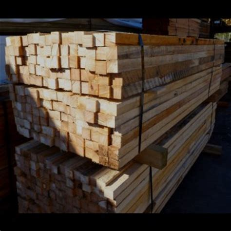 mixed hardwood timber fencing screening battens   mm