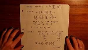 Abstand Punkt Gerade Berechnen : mathe abstand punkt gerade youtube ~ Themetempest.com Abrechnung