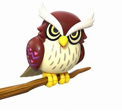 Awakening Zelda Characters Link Owl Links Legend