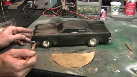 Modify Car For Free by Quot The Car Quot 1 18th Scale Diecast Modified And Lighted With