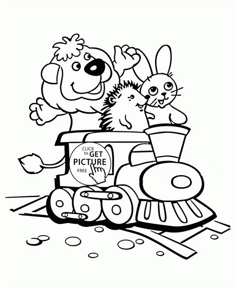 animal coloring pages  toddlers coloring home