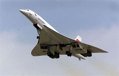 nasa test   concorde jet  fly