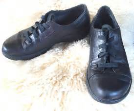 s boots with arch support dansko 6 m womens black leather arch support size 36 39 s shoes ebay