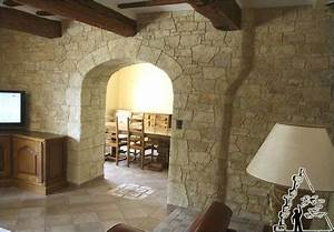 Mur En Pierre Interieur Moderne : enduire un mur en pierre interieur ~ Melissatoandfro.com Idées de Décoration