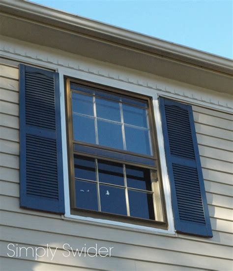 shutter colors for beige house blue shutter with siding home beige
