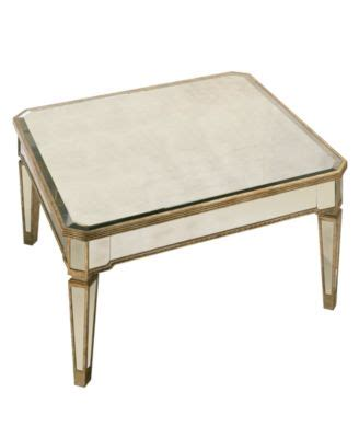 marais table collection mirrored furniture macy s