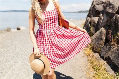 5 Reasons Why Gingham Is A Perfect Goto Print  Annie Spano