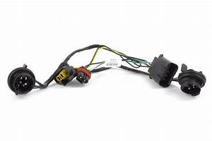 Oem New Head Light Socket Wiring Harness Front Right Or Left Silverado 25962806