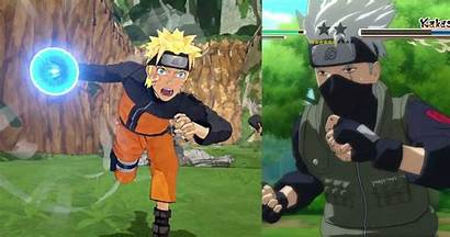Naruto Fighting Characters Games Every Ranked Number