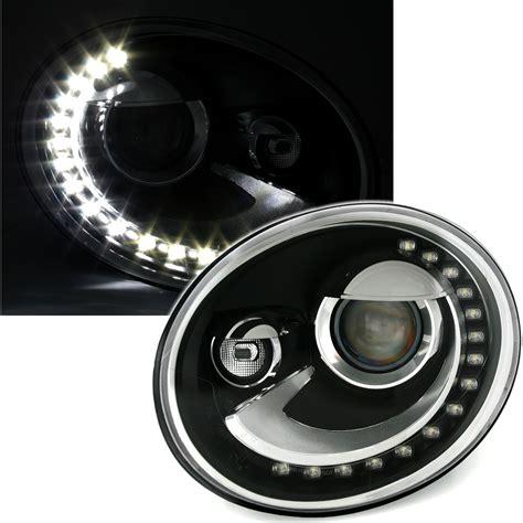 H7 Len In Xenon Optik by Vw Beetle 5c 6 11 Led Tagfahrlicht Scheinwerfer Set