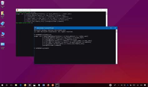 ssh clients  macos  windows putty alternatives