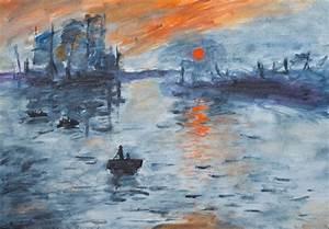 Impressionism - Jessica's Art Site