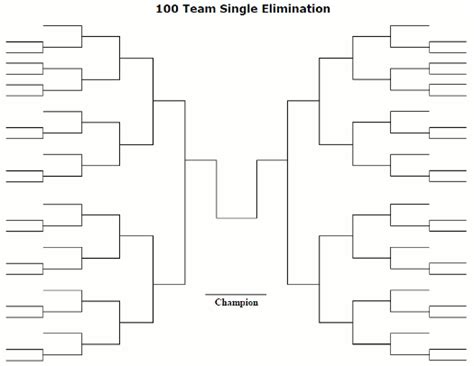 100 Team Tournament Bracket  Printable Single Elimination. Weekly Schedule Template For Kids Template. Writing And Picture Template. Probation Officer Cover Letters Template. Incident Report Template Pdf. How To Make A Simple Cover Letter. Multiple Student Loan Calculator Template. Job Proposal Example. Printable Invoice Templates Free