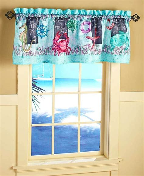 Bathroom Valance Ideas