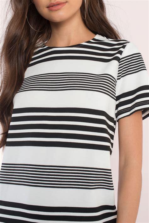 chagne color dress shirt black white dress sleeve dress dress