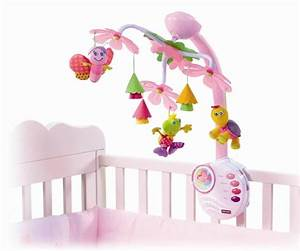 Mobile Bébé Musical : tiny love mobile musical tiny princess doudouplanet ~ Teatrodelosmanantiales.com Idées de Décoration