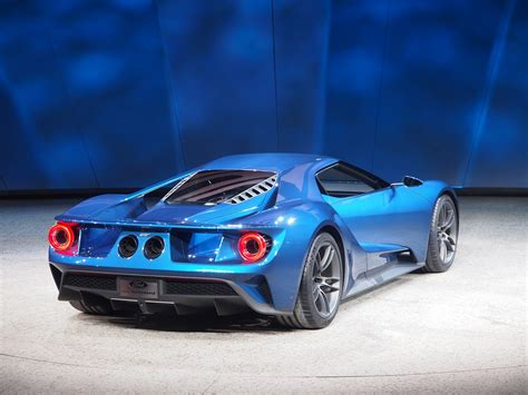 ford supercar all new ford gt supercar arrives in 2016 with more than 600hp