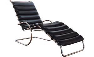 Chaise Lounge Mies Der Rohe by Mr Adjustable Chaise Lounge Hivemodern Com