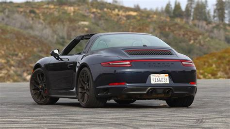 Porch Gts by 2018 Porsche 911 Targa 4 Gts Review Nearly