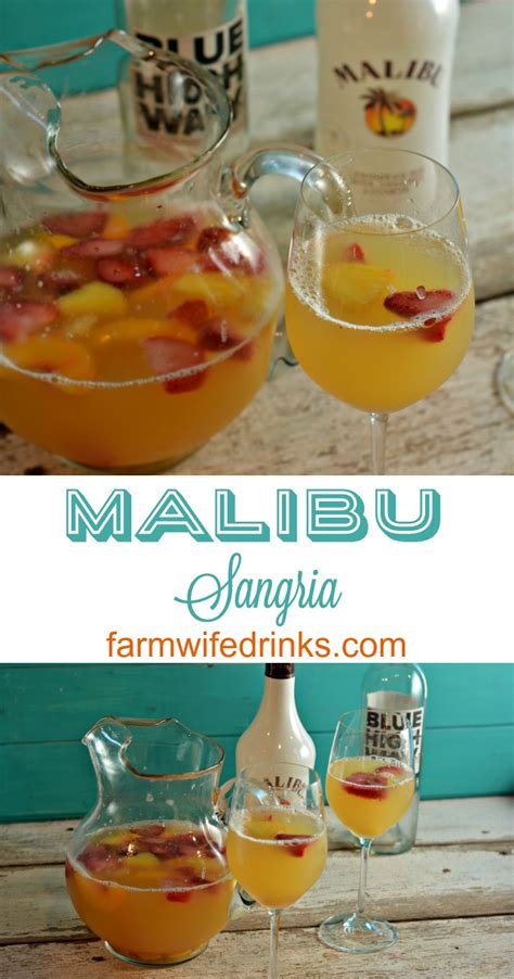 As of 2017 the malibu brand is owned by pernod ricard. How To Drink Malibu Rum - Malibu Unveils New Contemporary ...
