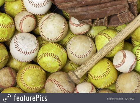 sport games baseball background stock picture