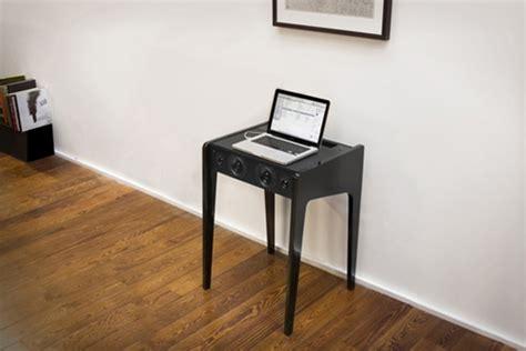 bureau mini un mini bureau pour travailler en musique mode s d 39 emploi