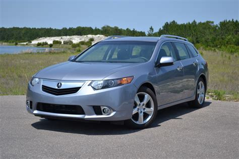 2011 acura tsx sport wagon review test