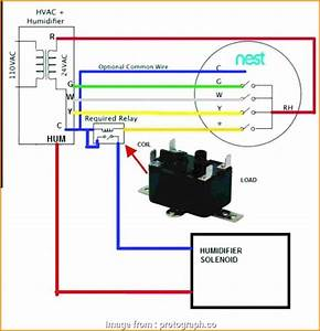 Whole House Humidifier Wiring Diagram