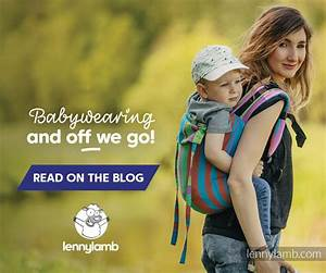 Babywearing And Off We Go