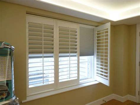 Wooden Shutter Blinds by Best 25 Wooden Shutter Blinds Ideas On