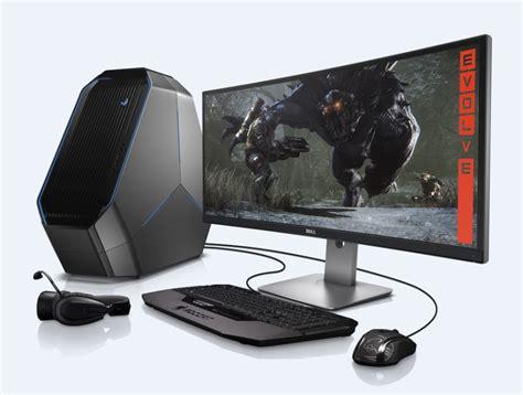pc de bureau alienware alienware shows its area 51 gaming desktop
