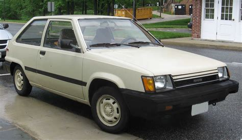 1986 Toyota Tercel by 1986 Toyota Tercel Information And Photos Momentcar