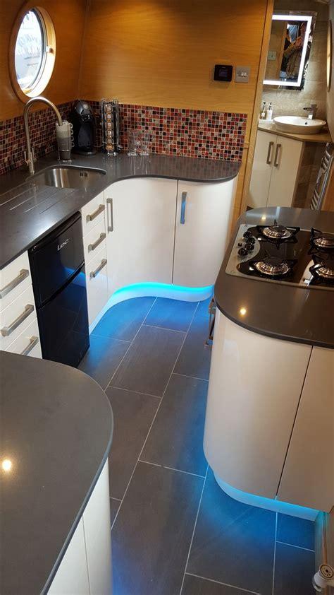 boat kitchen design my favourite narrowboat kitchen design at the 2016 crick 1752