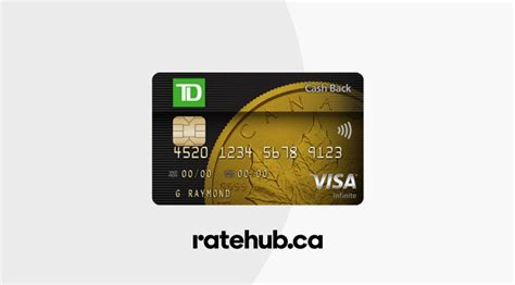 Our new wells fargo active cash card makes it easy to earn 2% cash rewards all year round. Review: TD Cash Back Visa Infinite Card   Ratehub.ca