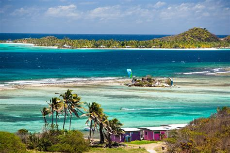 photos and videos of union island and the grenadines the best kitesurfing holidays in the