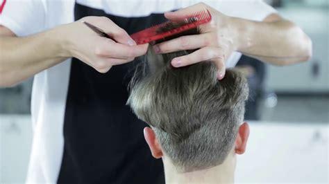 cut mens undercut haircut tutorial youtube