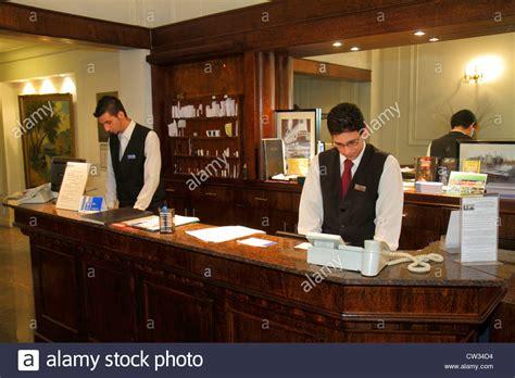 Front Desk Clerk Desk