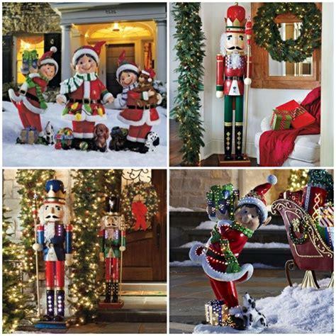 Weihnachtsdeko Figuren Garten by Weihnachtsdeko Drauβen Inspirierende Ideen Zum Nachmachen