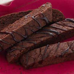 triple chocolate biscotti recipe   duncan hines