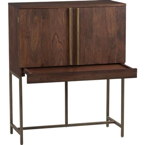 crate and barrel elan bar cabinet bar cabinets crate and barrel and barrels on