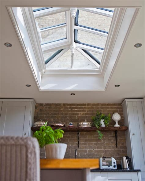 kitchen roof lights conservatory roof lanterns and rooflights 2509