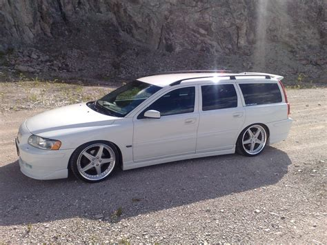 volvo  modified british automotive