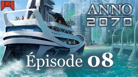 siege social translation anno 2070 gameplay fr 08 bijoux et fondation du siège