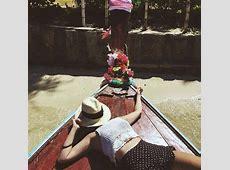 Joicy Muniz H&M Hat, H&M Top, H&M Skirt Summer dreams
