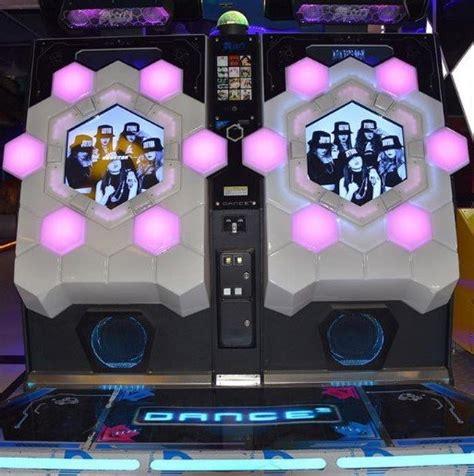 cube dancing game machine yuto games