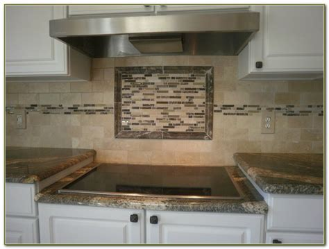Glass Backsplash Tile Ideas For Kitchen : Kitchen Glass Tile Backsplash Ideas
