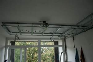 Comment Faire Un Faux Plafond : besoin conseil pour faire un coffrage en placo au plafond ~ Melissatoandfro.com Idées de Décoration